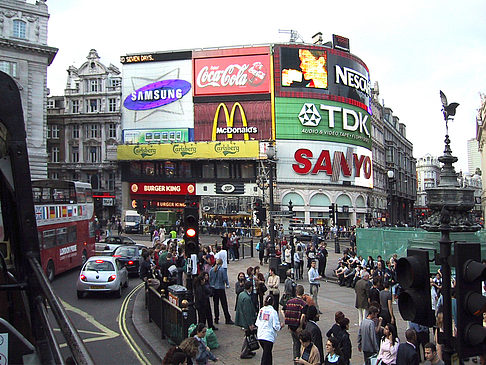 Foto Piccadilly Circus - London