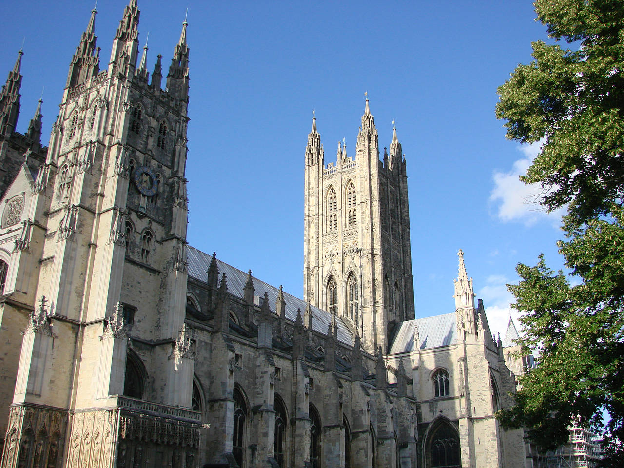Foto Canterbury Cathedral - London