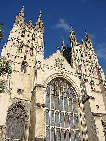 Canterbury Cathedral Foto