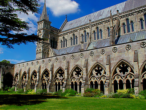 Foto Salisbury Cathedral - London