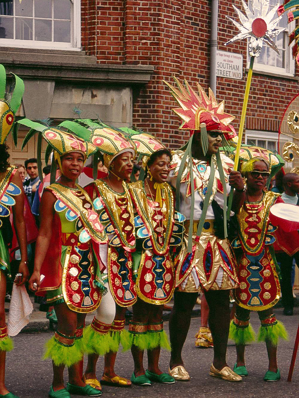 Foto Notting Hill Carnival