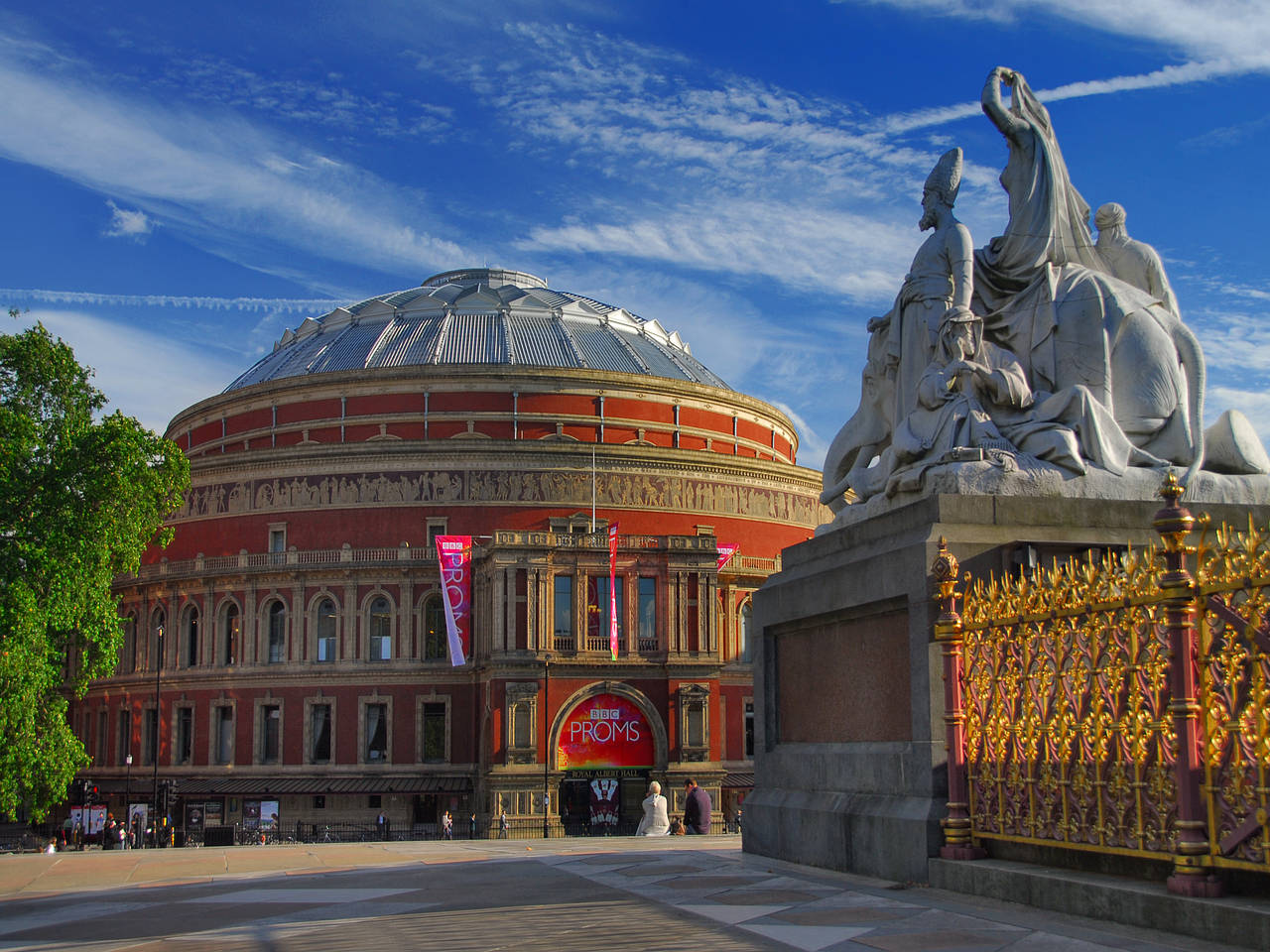 Royal Albert Hall Foto