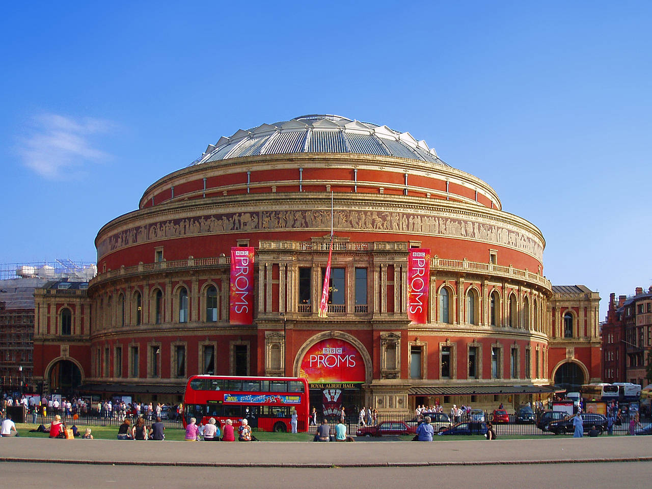Foto Royal Albert Hall - London