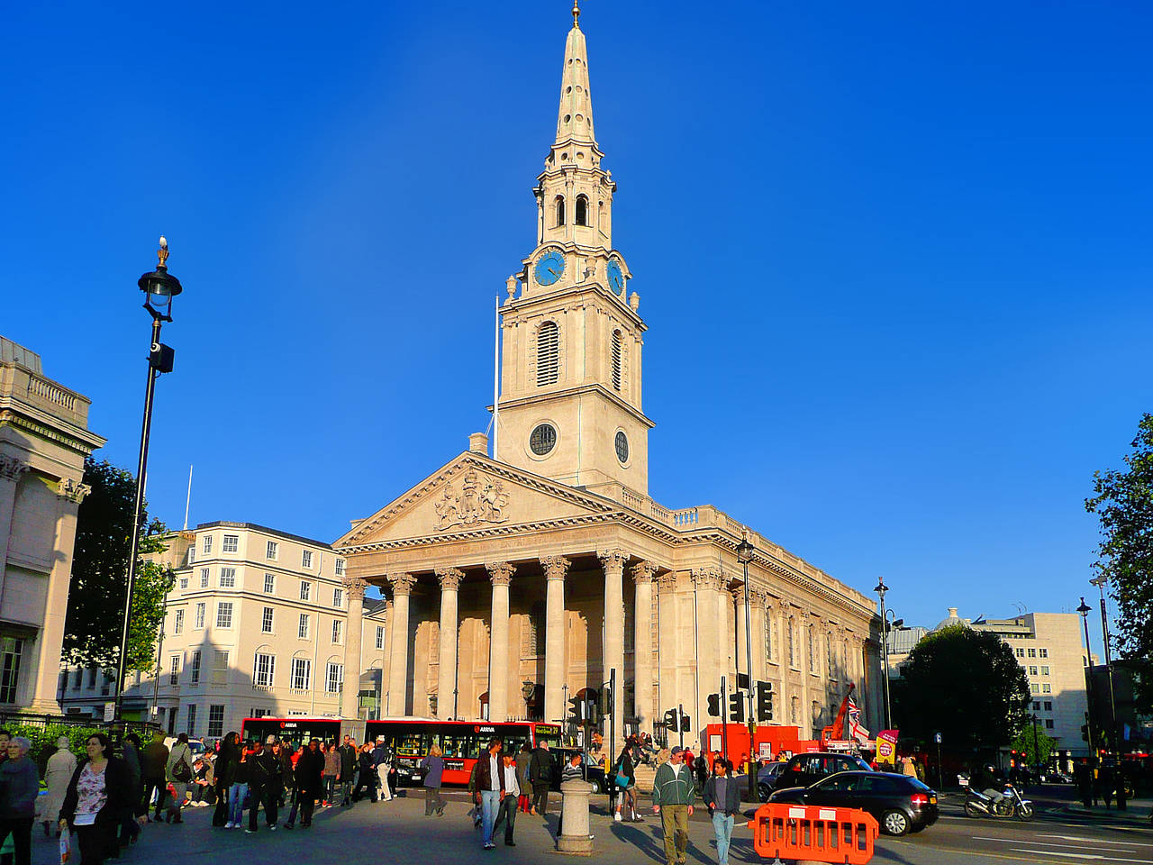 Fotos St. Martin-in-the-Fields