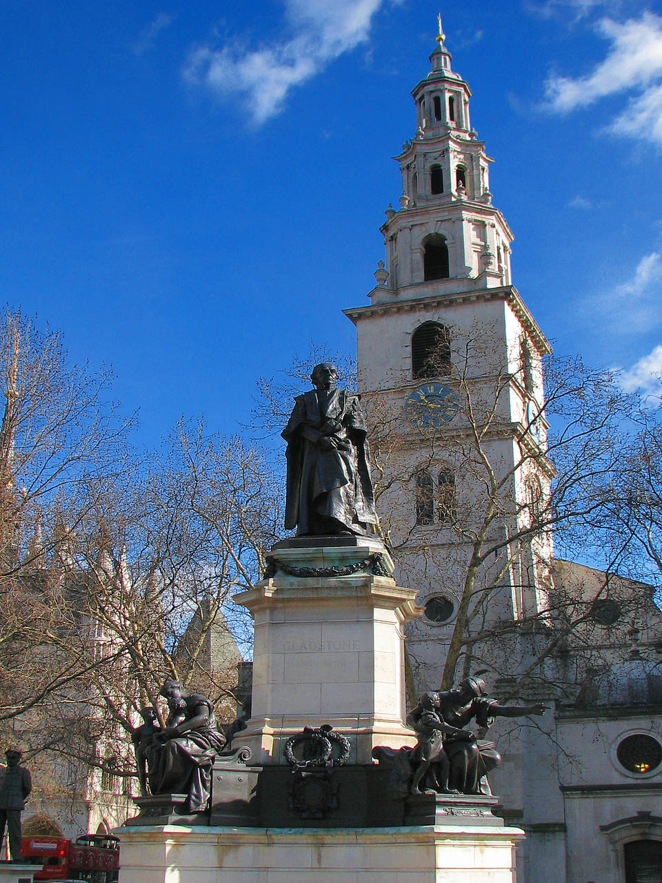Foto St. Clement Danes - London