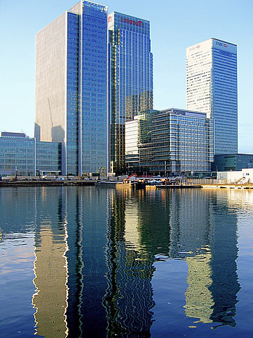 Docklands - England (London)
