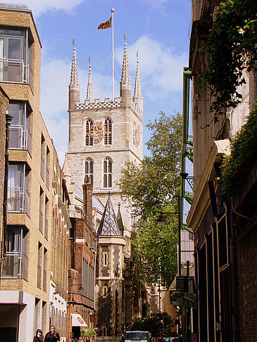 Southwark Cathedral - England (London)