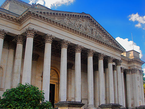 Fitzwilliam Museum - England (Cambridge)