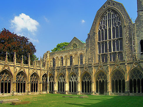 Canterbury Cathedral - England (London)