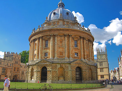 Oxford - England (London)