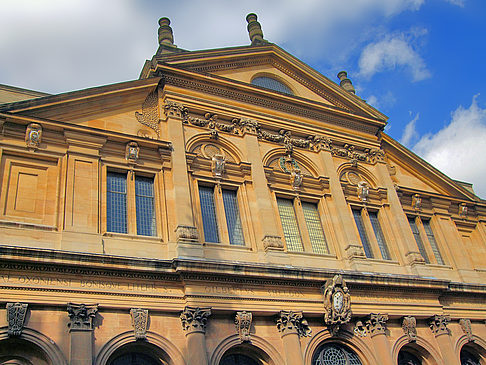 Bodleian Library - England (London)