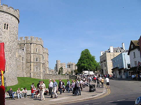Windsor Castle - England (Windsor)