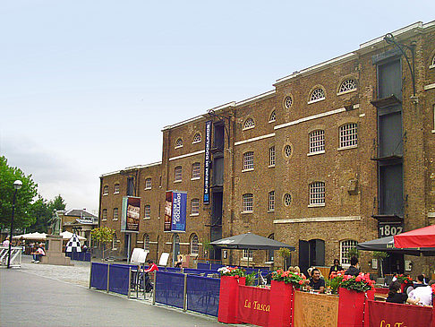 Docklands-Museum - England (London)
