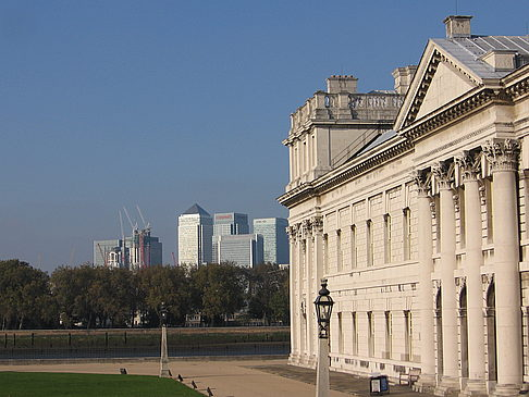 Foto Old Royal Naval College - London
