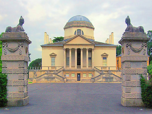 Chiswick House - England (London)