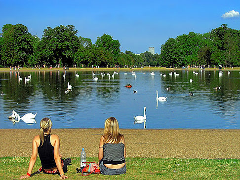 Kensington Gardens - England (London)