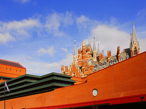 British Library - England (London)