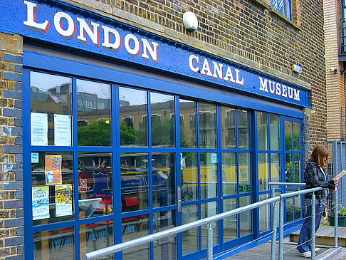 Fotos London Canal Museum