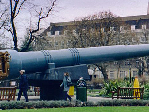 Imperial War Museum - England (London)