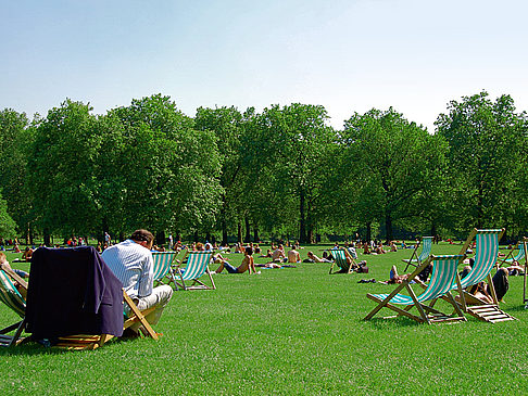 Green Park - England (London)